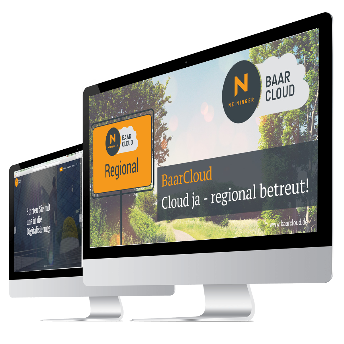 BaarCloud Endgeräte